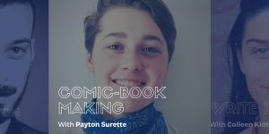 Comic-Book Making (4 sessions) @ Sur Place Media | Montréal | QC | CA
