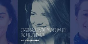 Creative World Building: From Concept to Story to Art (4 Sessions) @ Sur Place Media | Montréal | QC | CA